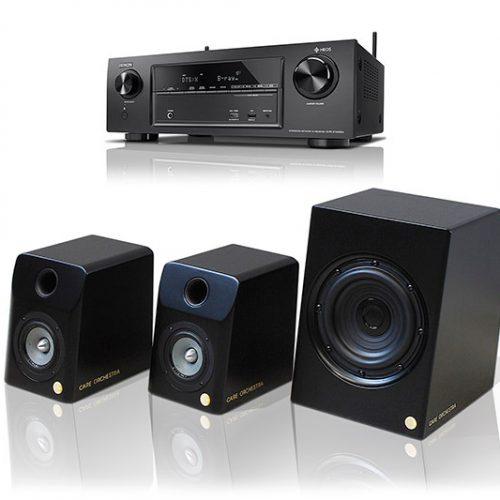 Offerta Impianto Audio Stereo con Subwoofer