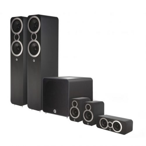 Q Acoustics Q 3050i PLUS CINEMA PACK